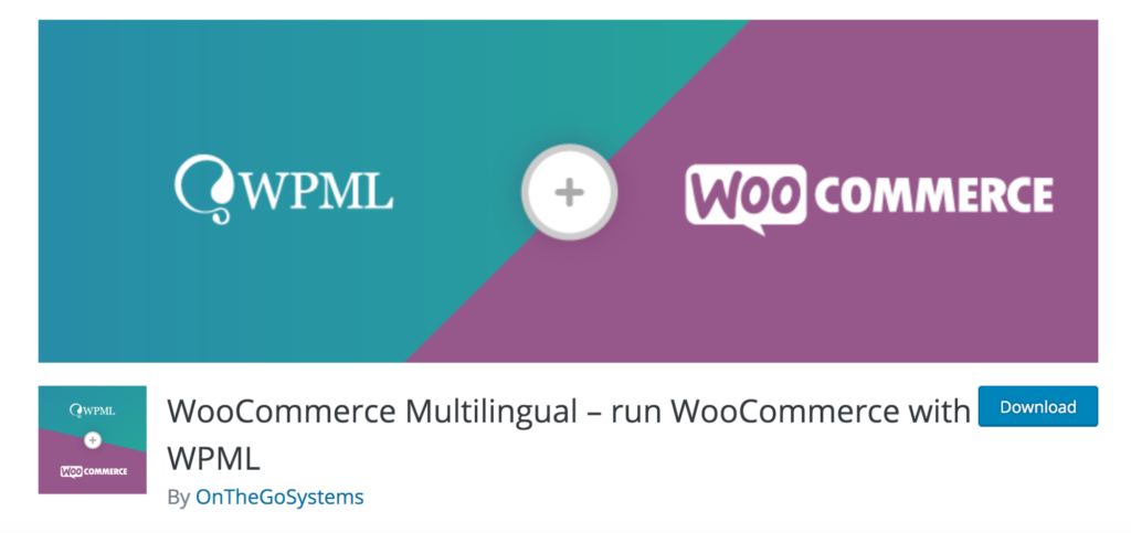 WPML and WooCommerce