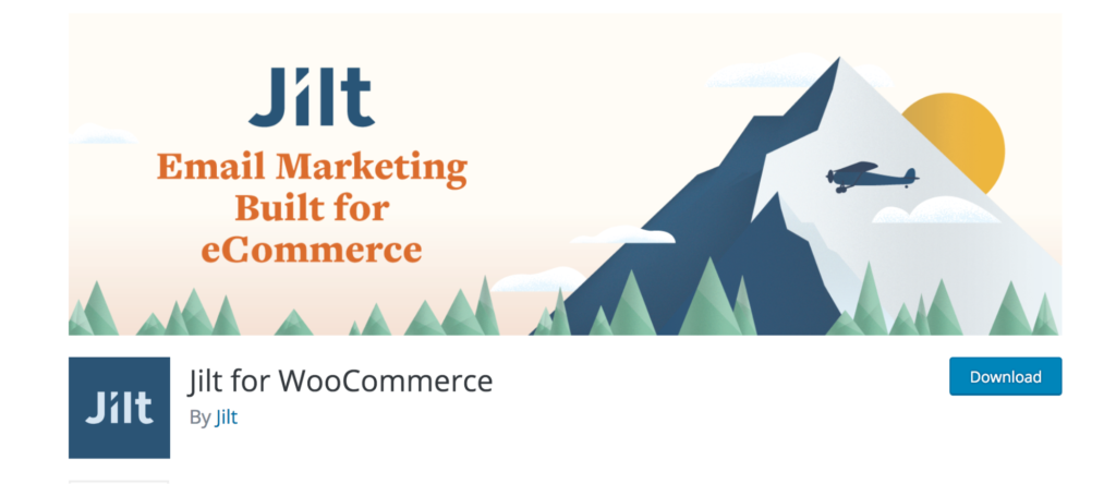 Jilt Email Marketing Built for eCommerce is an essential extension of WooCommerce.